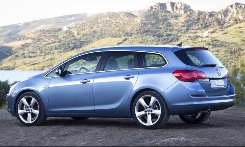 ����� ��������� Opel Astra :: �� �����