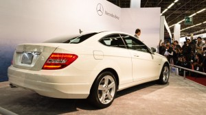 Mercedes-Benz Coupe 2012 C-класса дебютировал в Гвадалахаре