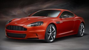 Aston Martin DBS Carbon Edition во Франкфурте
