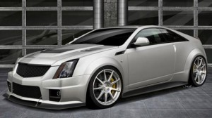 Hennessey CTS-V Coupe 2012