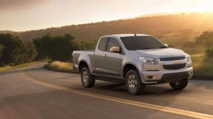 Представлен Chevrolet Colorado 2012""