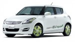 Концепт Suzuki Swift Hybrid EV на Tokyo Motor Show 2011