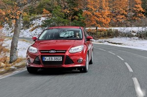Финалисты Car of the Year 2012