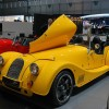 Morgan Plus E Concept показан на автосалоне в Женеве 2012